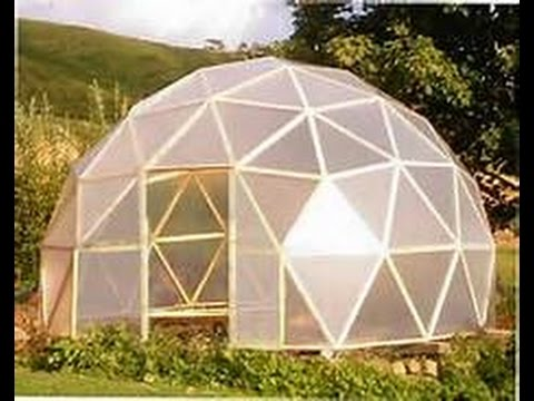 Geodesic Greenhouse And En Tractor Kickstarter