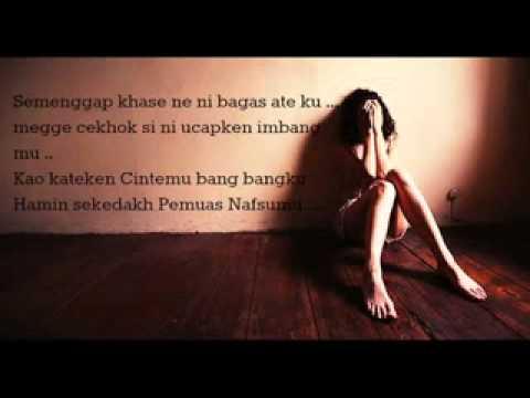 Lagu alas Pemuas Nafsu _lyrics