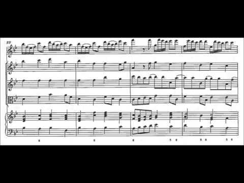 T. Albinoni: Violin concerto in B-flat major Op. 9 No. 1 (score)