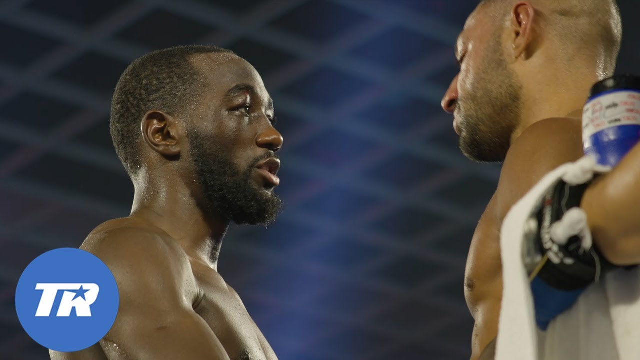 EXCLUSIVE! Behind the Scenes with Terence Crawford After Knocking Out Kell Brook