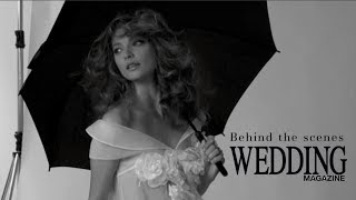 Behind the scenes with Wedding magazine: wedding dress trends Thumbnail