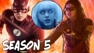 The Death of Vibe Revealed and Killer Frost Origin Theory - The Flash Season 5