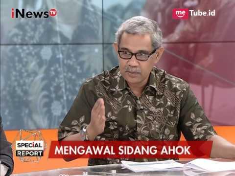 Hakim Tak Perlu Ragu Lagi Menyimpulkan Dalam Sidang Ahok Ini - Special Report 29/03