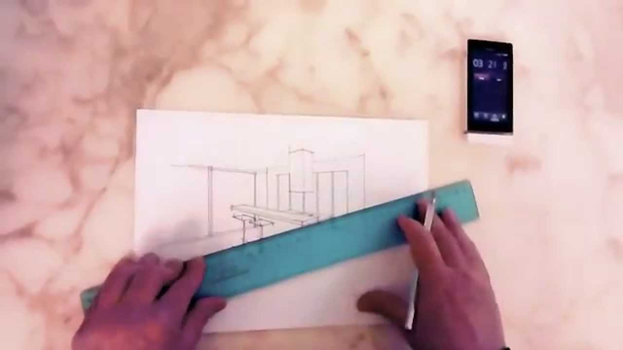 progetto di una cucina a mano libera - YouTube