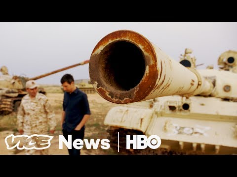 Chaos in Libya is Setting The Stage For An ISIS Comeback (HBO)