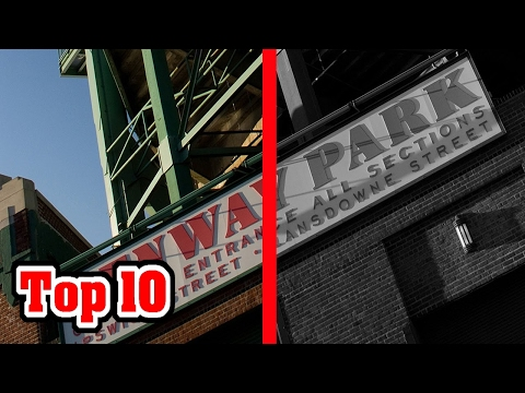 Top 10 OLDEST SPORTS STADIUMS Still In Use