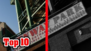 Top 10 Historic Sports Stadiums Still In Use