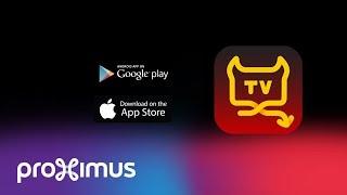 Ontdek onze nieuwe TV app
