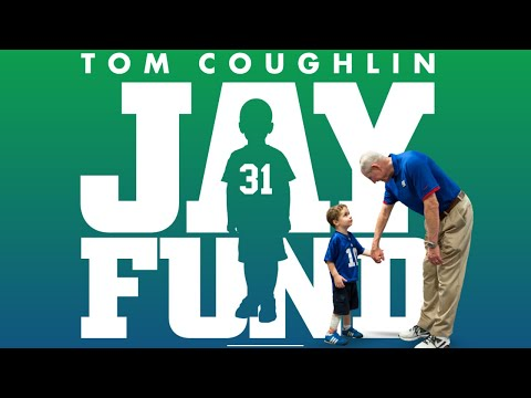 New York Giants   Tom Coughlin Jay Fund   CHARITY Live Stream
