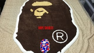 051 bape shaolin   bape   a bathing ape   review   clothing   collection   outfit   pickup  unboxing