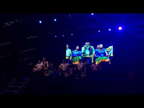 """IYF DANCE """"LA OLA"""" WORLD CULTURE CAMP MEXICO 2017"""