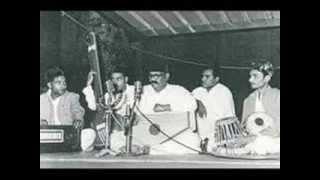 Ustad Bade Ghulam Ali Khan -Raga Hamir Drut Khayal