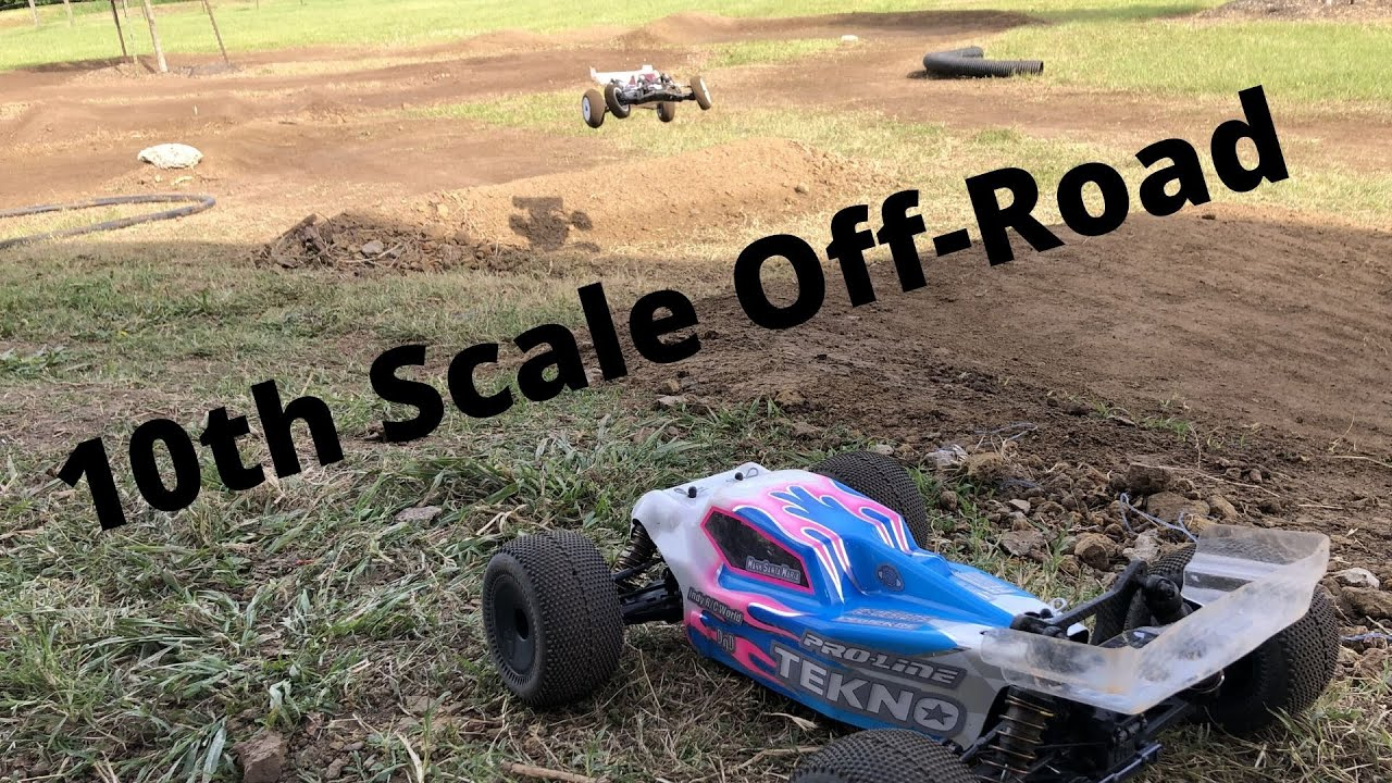 Download Mini Truggy On a Private RC Track RC Car Racing