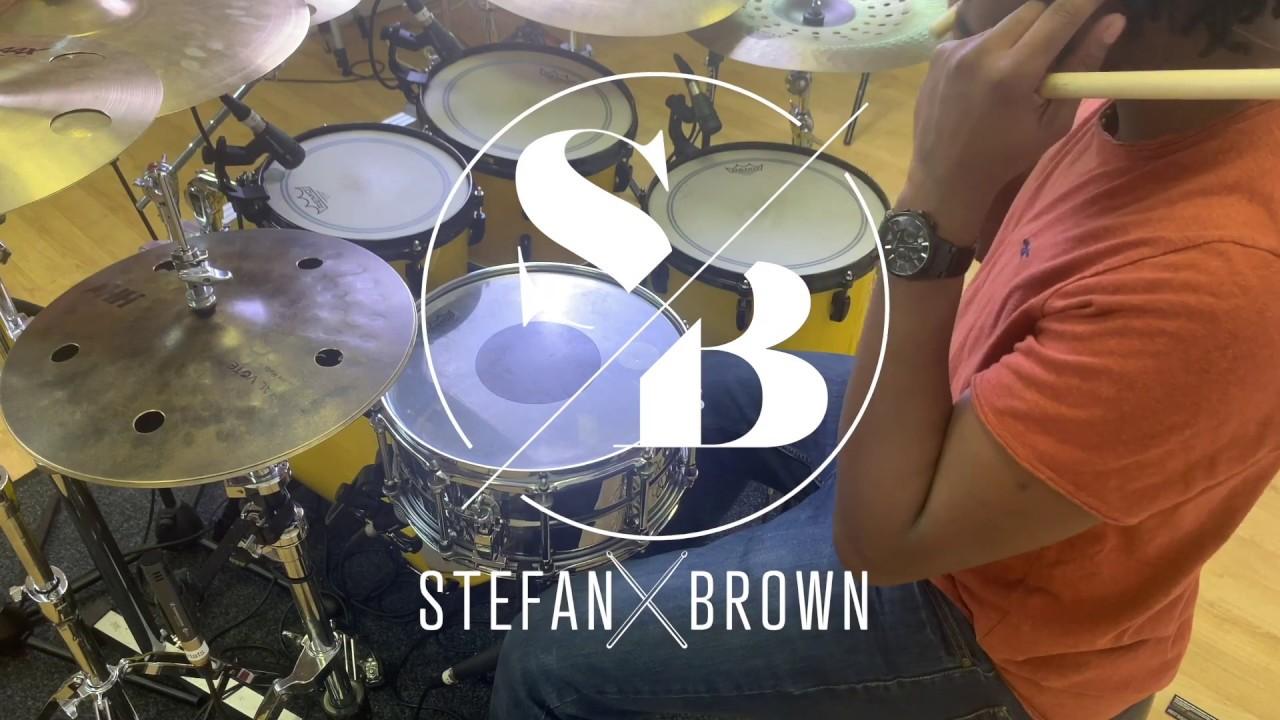 Numb / Encore - Linkin Park / Jay-Z - Drum Cover by Stefan Brown
