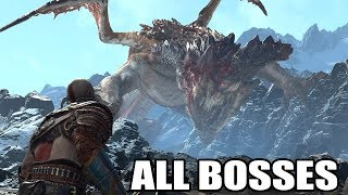 GOD OF WAR - All Bosses (With Cutscenes) + Ending 1080p60 HD