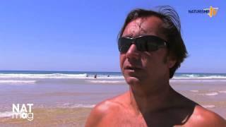 Surf au domaine d'Arna