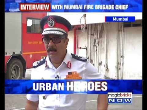 Interview with P Rahangdale, Chief Fire Officer- Urban Heroes