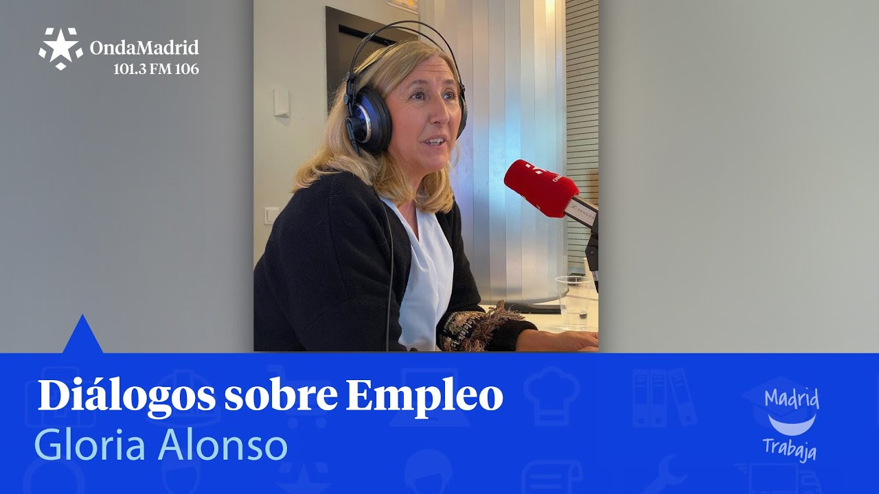 """""""El voluntariado, una oportunidad para el empleo"""" Gloria Alonso. Empieza Consultora"""
