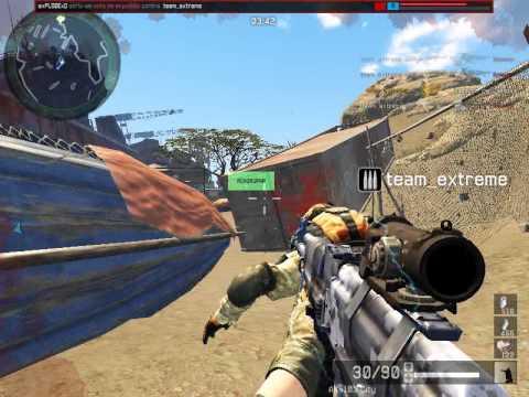 "Warface - Denuncia de Hack Coop da Africa ""team_extreme"""