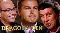 An Extraordinary Turn of Events When Entrepreneur Raises Investment Ask | Dragons' Den