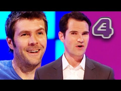 Jimmy Carr's Most SAVAGE One-Liners | 8 Out Of 10 Cats | Series 8 (2009)