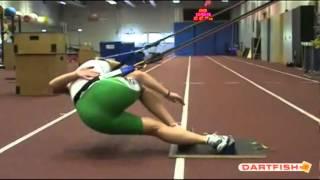 Nederlands Olympisch Shorttrack Team Тренировка команды Нидерландов по шорт-треку, выпуск 2