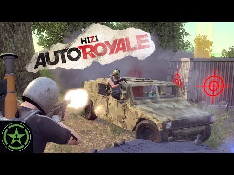 Let's Play - H1Z1 - Auto Royale