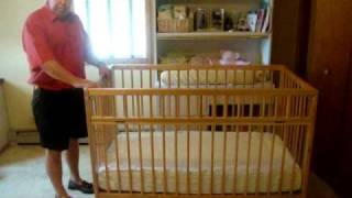How To Set Up A Crib