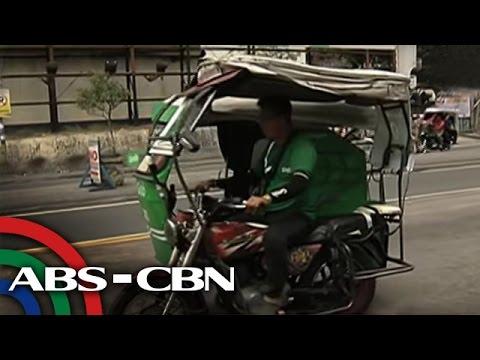 Bandila: Grab Tricycle, bumibiyahe na sa Mandaluyong