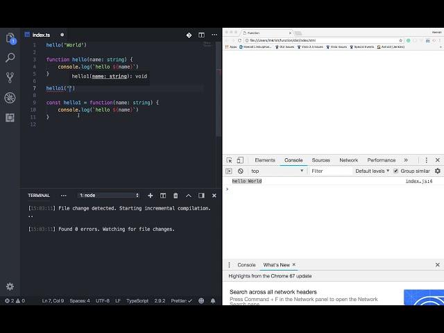 01 - การ Declare Function และความแตกต่างระหว่าง Arrow Function กับ Keyword Function (Javascript)