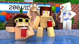 Minecraft The Sims Craft Ep.200 - FESTA DE 200 VIDEOS !! (ESPECIAL)