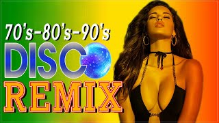 Disco Music Best of 80s 90s Dance Hit - Nonstop 80s 90s Greatest Hits - Euro Disco Songs remix - best of dance disco music hits 80 90