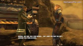 Red Faction: Guerrilla Walkthrough Nano Force