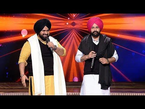 Studio Round 18 | Folk Round | Voice of Punjab 8 | Full Episode | PTC Punjabi