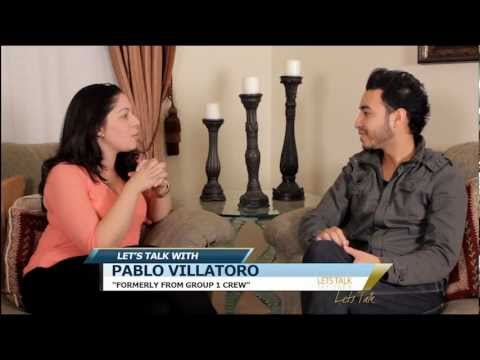 Interview with Pablo Villatoro Formerly from Group 1 Crew ( LetsTalk-TheShow.com
