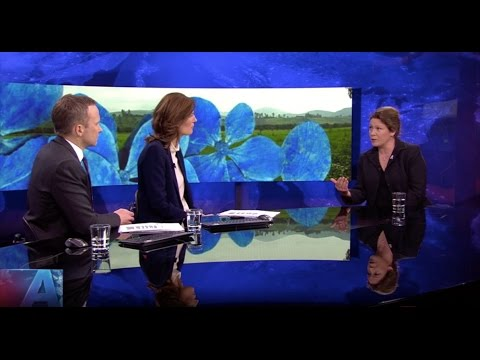 Swedish National TV on Rights of Nature