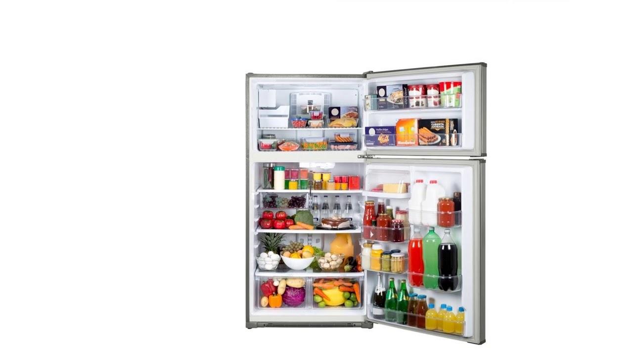 Kenmore Top Rated Freezer Refrigerators Bottom Vs
