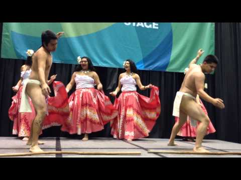 LA Travel Show - The Island of Guam Dance January 21, 2014