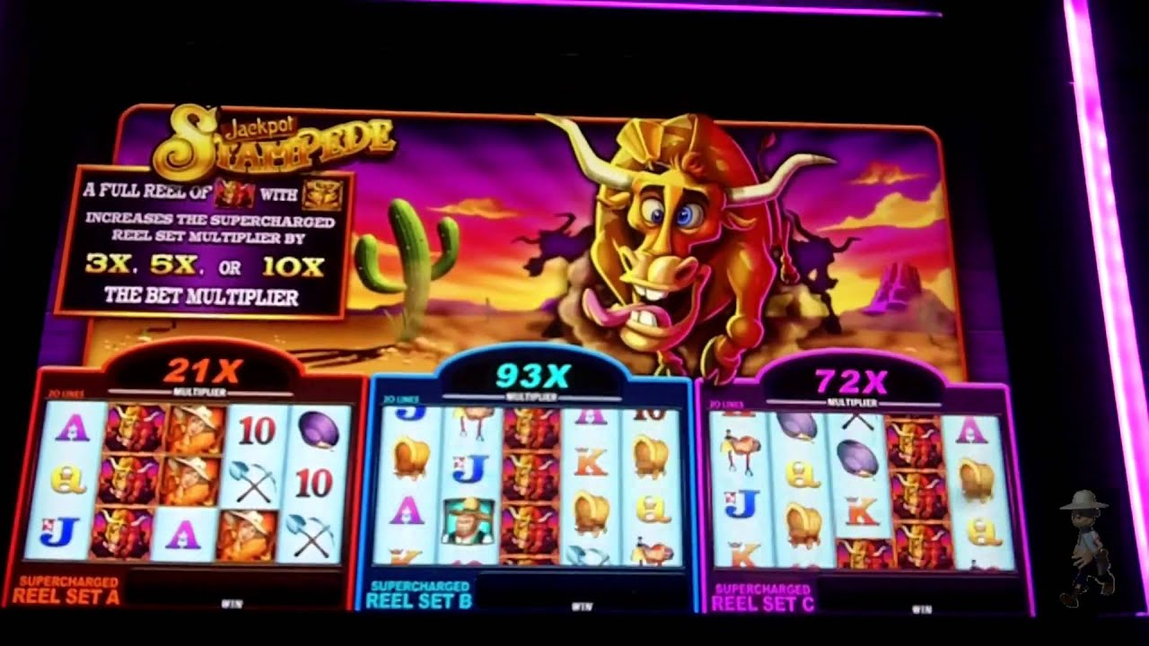 Stampede slot machine games gambling internet site state united