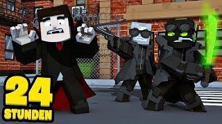 24 STUNDEN ALS VAMPIRJÄGER?! - Minecraft [Deutsch/HD]