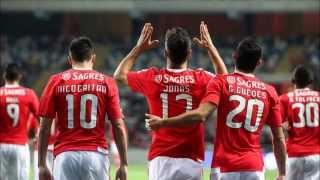 Tondela 0-4 Benfica - Relato dos Golos - Antena 1