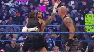 CM Punk vs. Batista