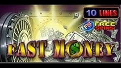 Fast Money - Slot Machine - 10 Lines