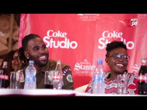 Jason Derulo didn't know Jay Prayzah was a musician
