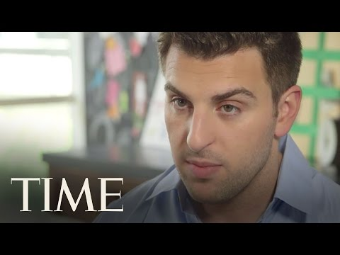 Brian Chesky On The Power Of Asking For Help 100 | TIME