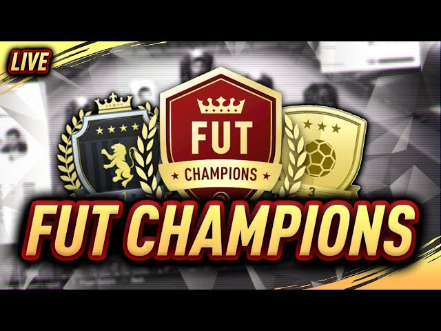 FUT Champs Live - Can We Get To Gold 3?? - Fifa 19