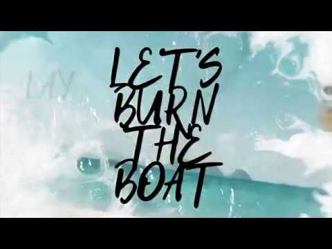 Matt Rogers - Burn The Boat (Official Lyric Video)