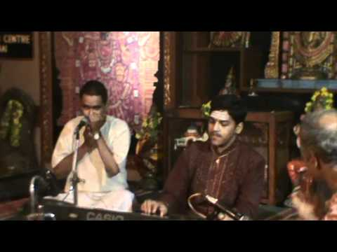 Sobillu saptaswara on keyboard by V.G.Vigneshwar