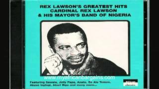 Cardinal Rex Lawson - Sawale (Audio)
