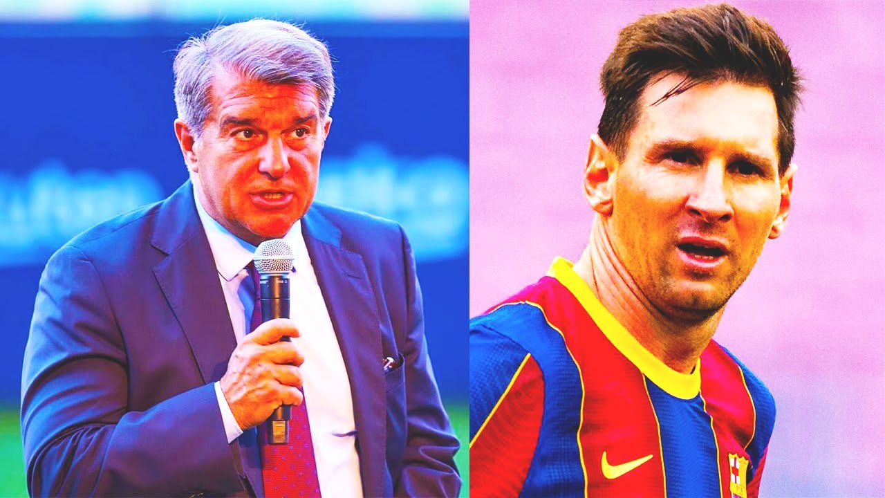 SHOCKING NEWS FROM BARCELONA! THIS IS HOW LAPORTA SURPRISED BARÇA' STARS!